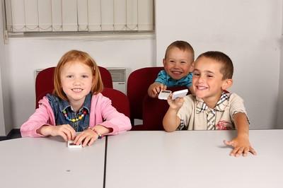 jednoduché hlasování pro děti TB Voting RF500